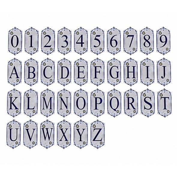 ancient stone alphabet