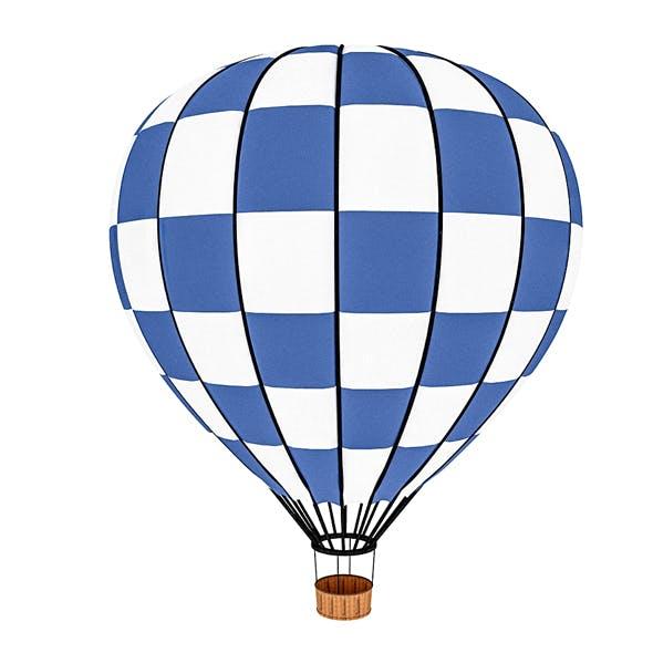 3d balloon model 01