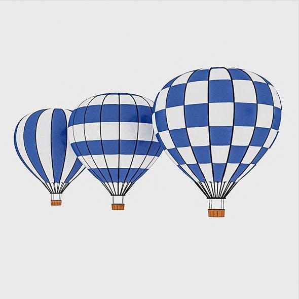 3d balloon model 04