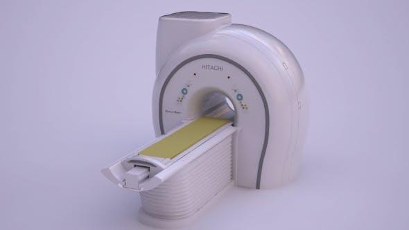 CT Scanner - 3DOcean Item for Sale