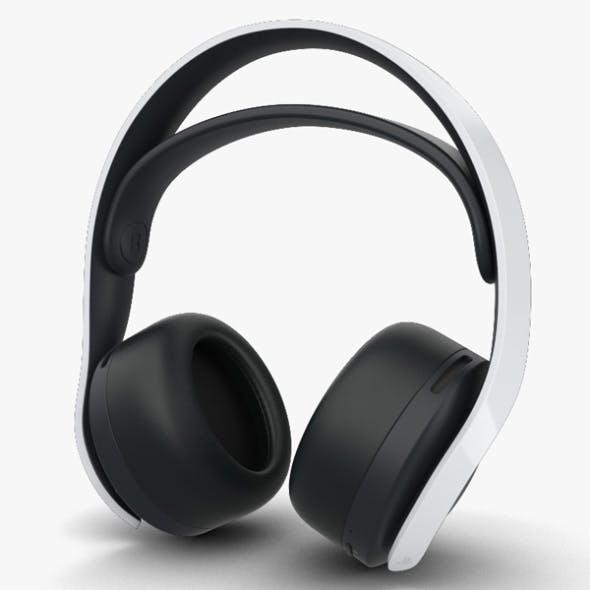 Sony PULSE 3 Wireless Headset - 3DOcean Item for Sale