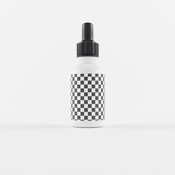 Dropper Bottle_4 - 3DOcean Item for Sale