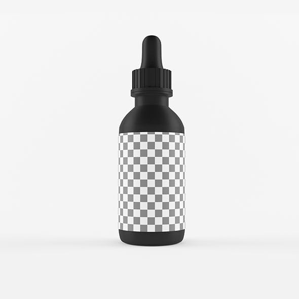Dropper Bottle_5 - 3DOcean Item for Sale