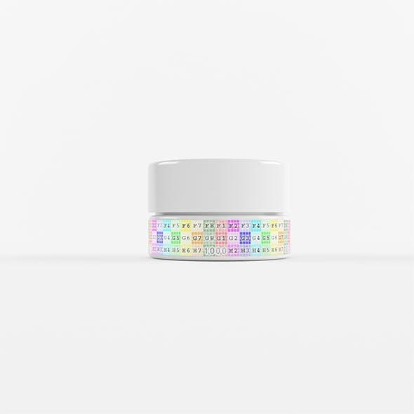 Cosmetic Jar_1