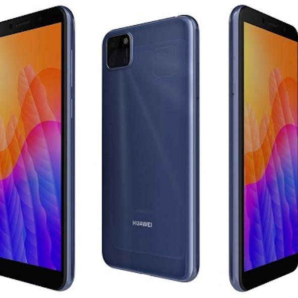 Huawei Y5p Phantom Blue
