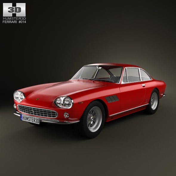 Ferrari 330 GT 1965 - 3DOcean Item for Sale