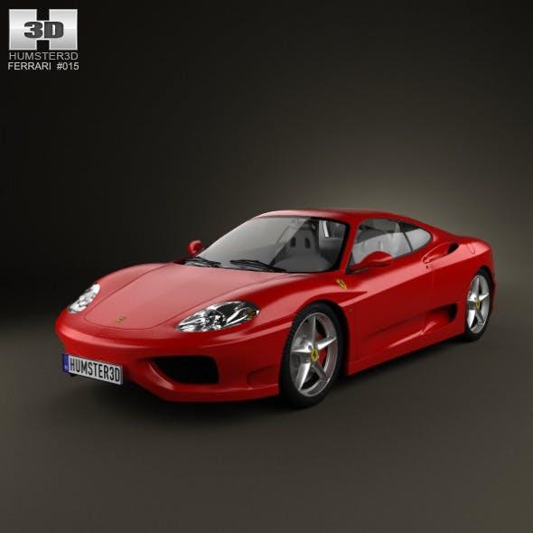 Ferrari 360 Modena 2005 - 3DOcean Item for Sale