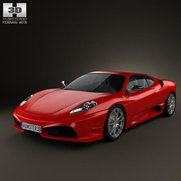 Ferrari F430 Scuderia 2009 - 3DOcean Item for Sale