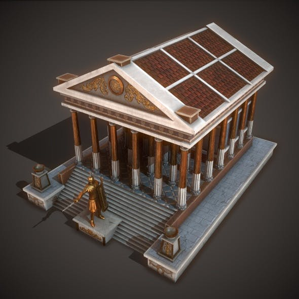 Temple Mars