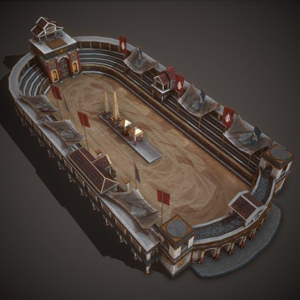 Ancient Circus Maximus
