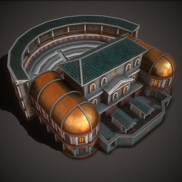 Ancient Theater 01