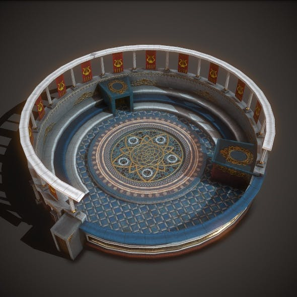 Ancient Theater 02