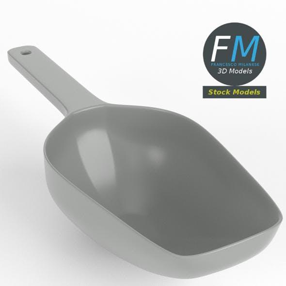 Hand bailer - 3DOcean Item for Sale