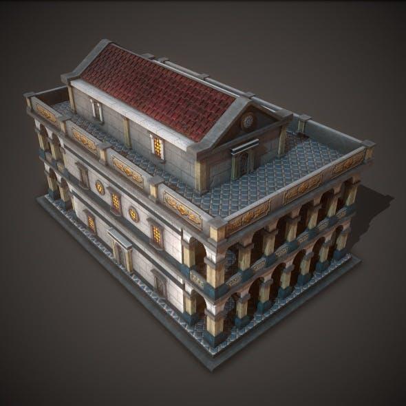 Ancient Philosopher Academy