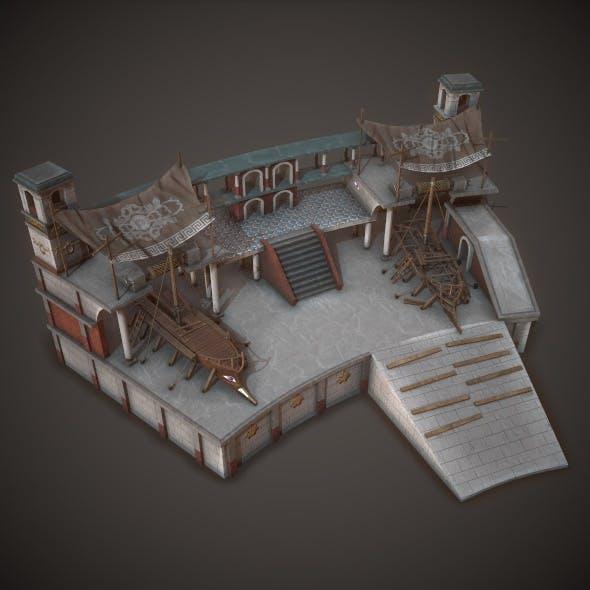 Ancient Shipyard