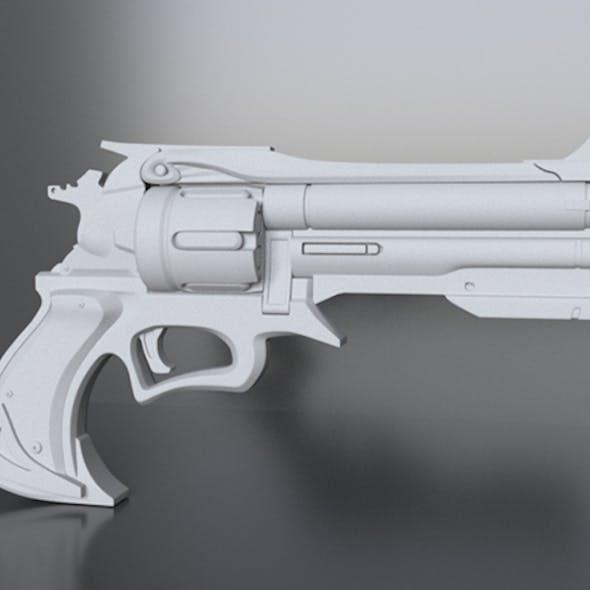 Revolver Overwatch McCree