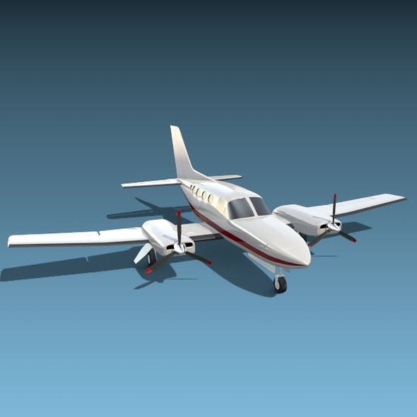 Cessna Chancellor private propeller airplane