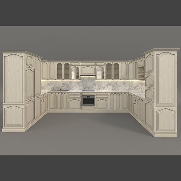 European Style Kitchen 4