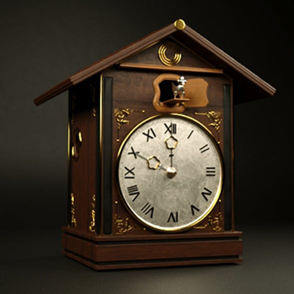clock cuckoo