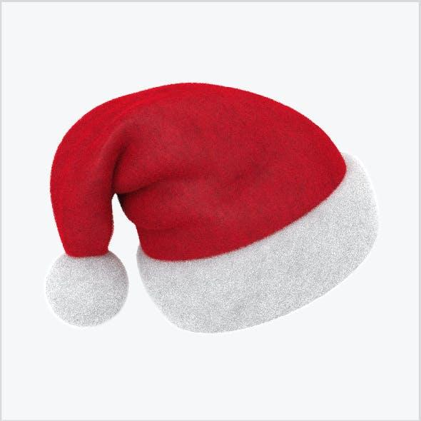 Santa hat VrayFur