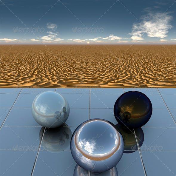 Desert 14 - 3DOcean Item for Sale