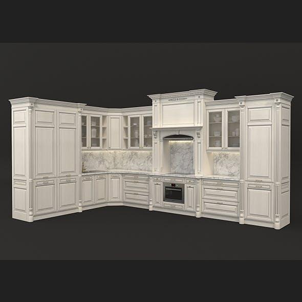 European Style Kitchen 5