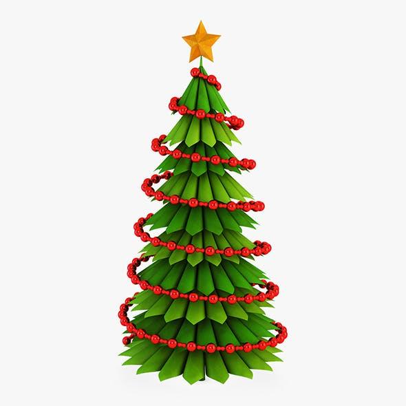 Christmas Tree Paper v 3
