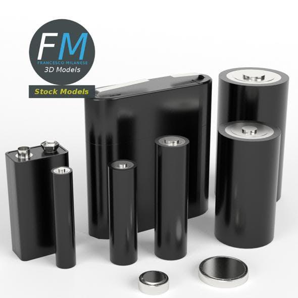 Batteries pack