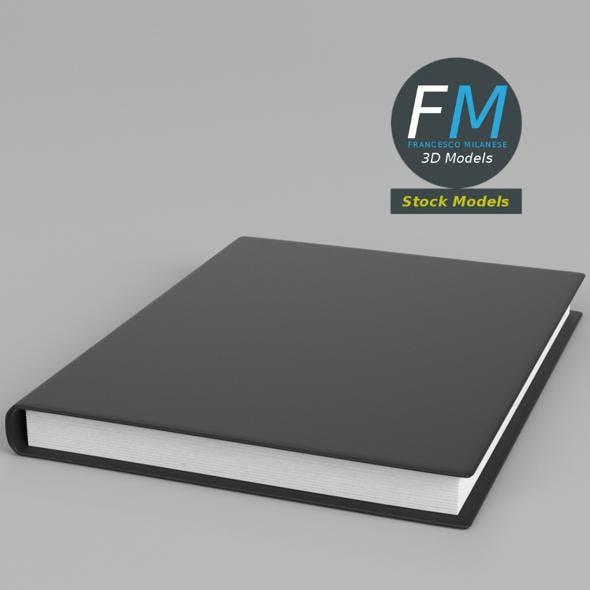 Book closed 1