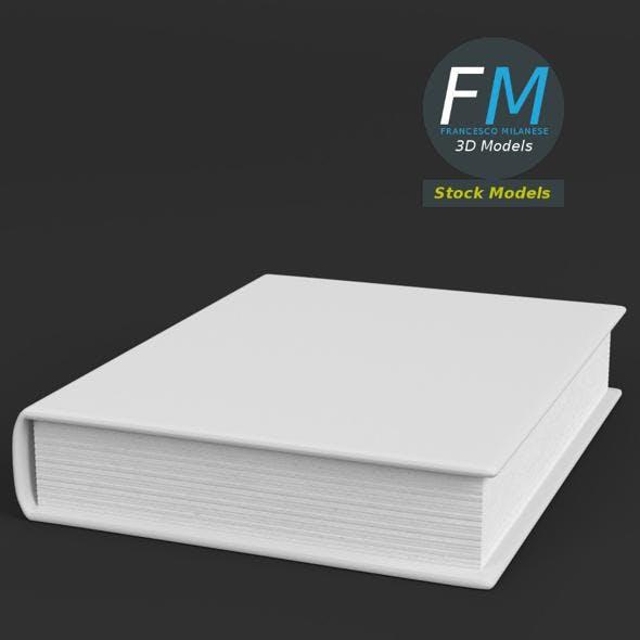 Book closed 2 - 3DOcean Item for Sale