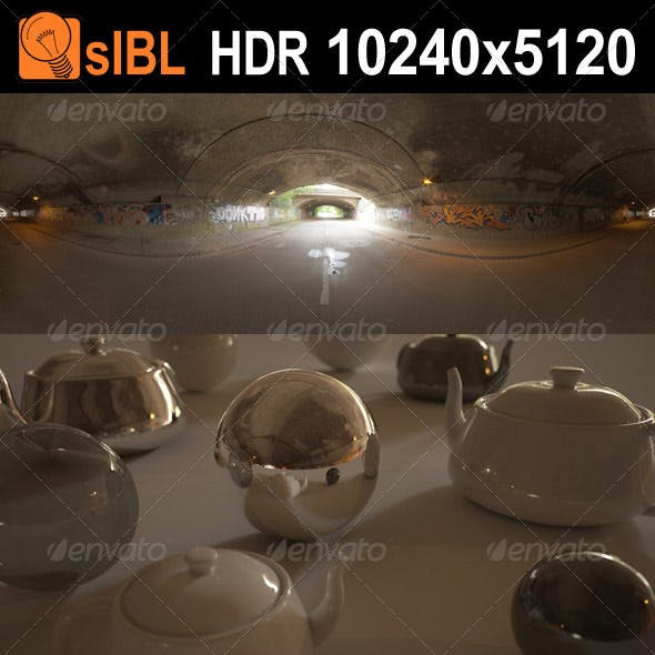 HDR 120 Tunnel sIBL