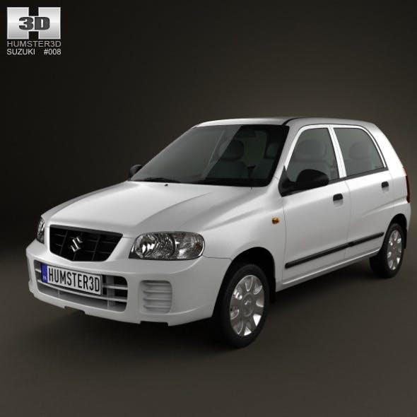 Suzuki (Maruti) Alto 2012