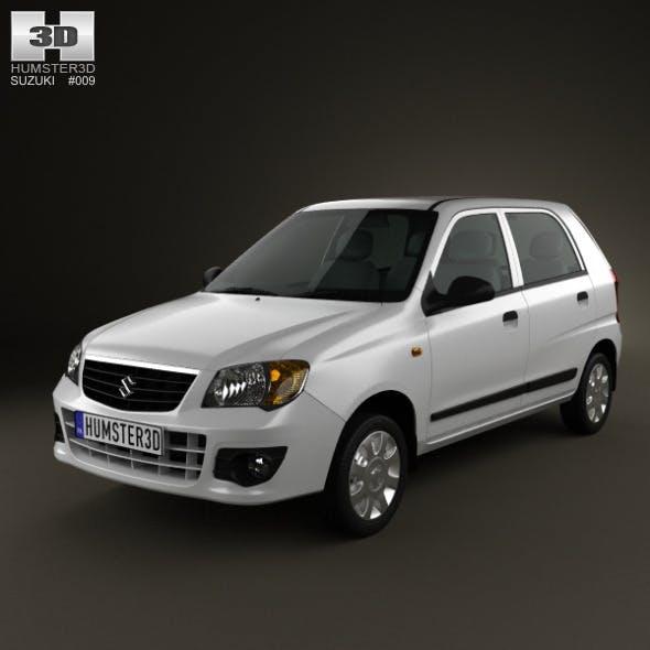 Suzuki (Maruti) Alto K10 2012 - 3DOcean Item for Sale