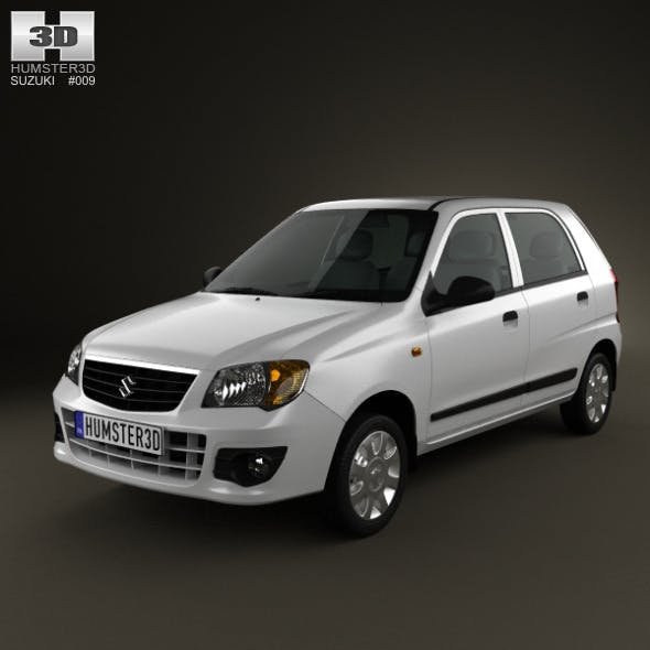 Suzuki (Maruti) Alto K10 2012