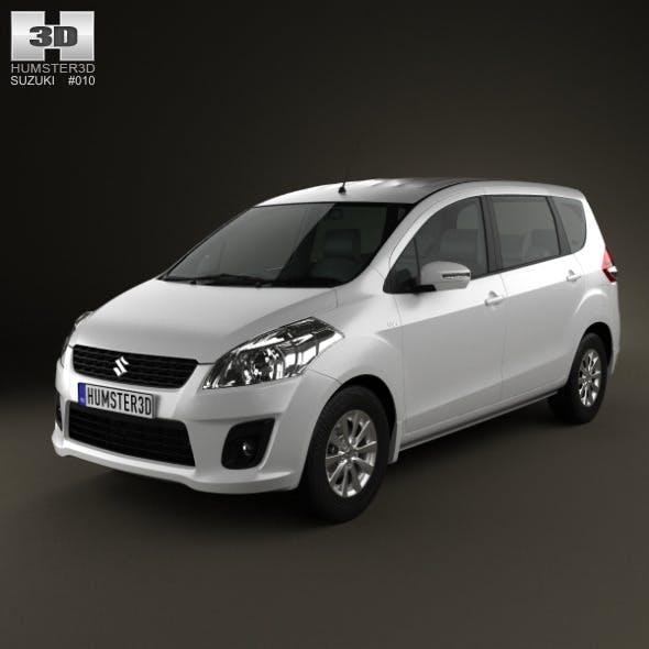 Suzuki (Maruti) Ertiga 2012