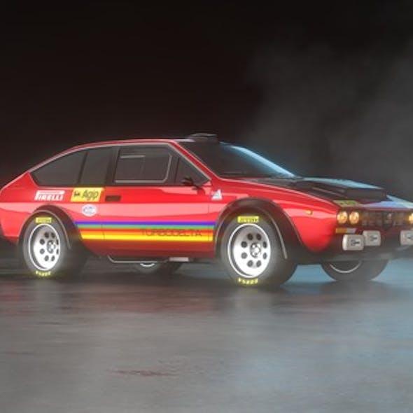 GTV Turbodelta MK