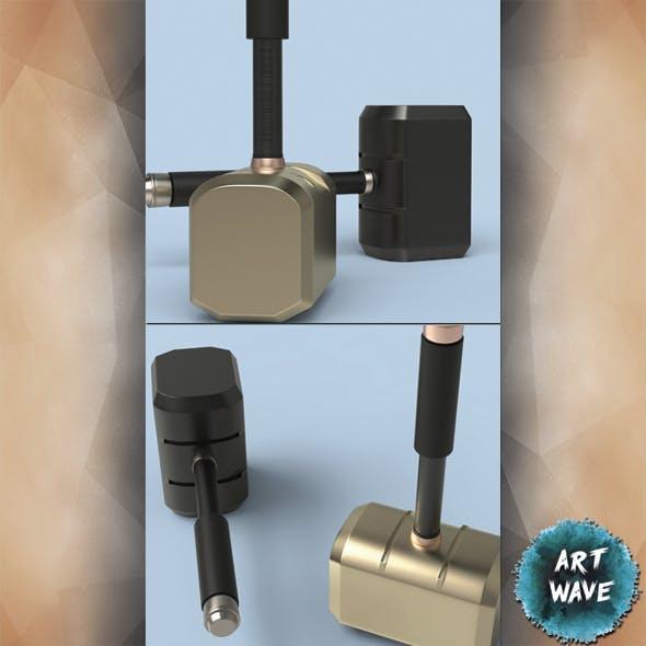 Hammer - 3DOcean Item for Sale