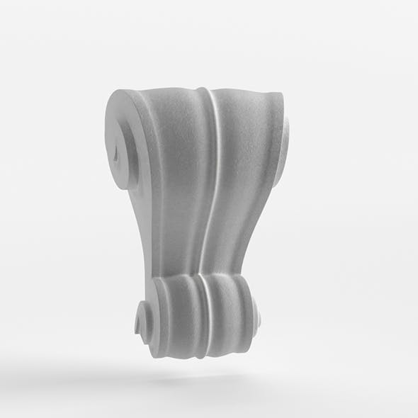 Architectural element Keystone - 3DOcean Item for Sale