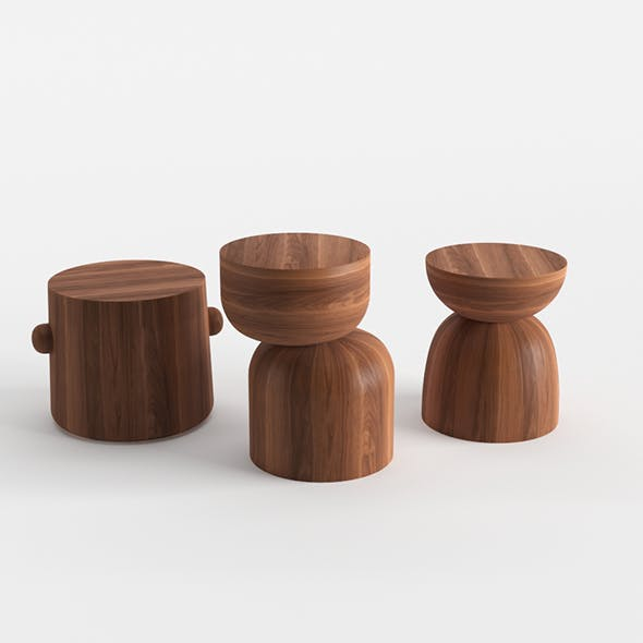 Design Within Reach Hew Side Tables