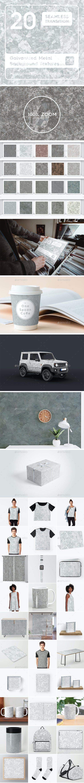 20 Galvanized Metal Background Textures - 3DOcean Item for Sale