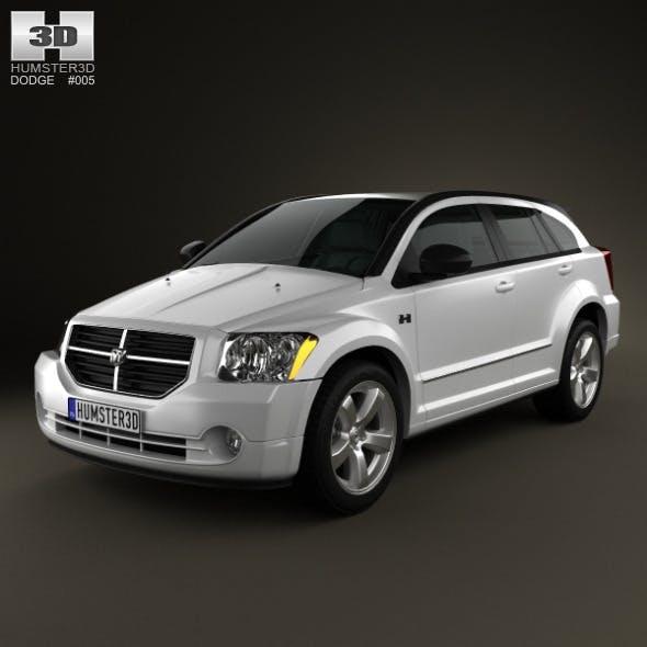 Dodge Caliber 2010 - 3DOcean Item for Sale