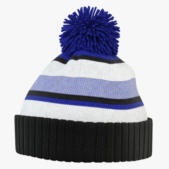 Winter Hat 02