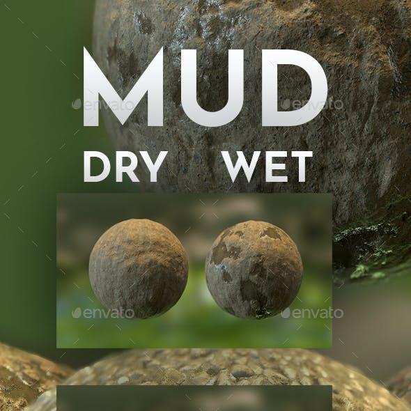 10 Mud textures plus 3 bonus