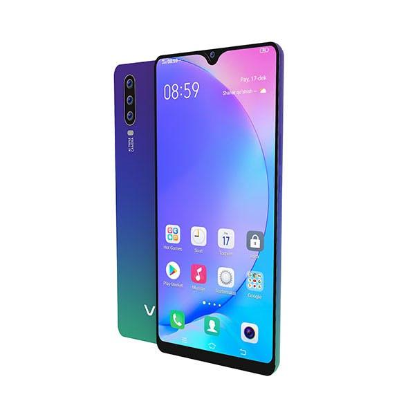 phone VIVO Y12 - 3DOcean Item for Sale