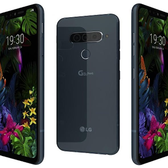 LG G8s ThinQ New Moroccan Blue