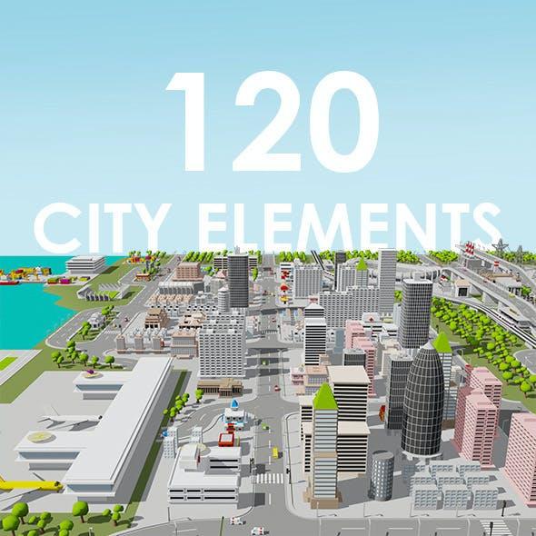 120 City Elements