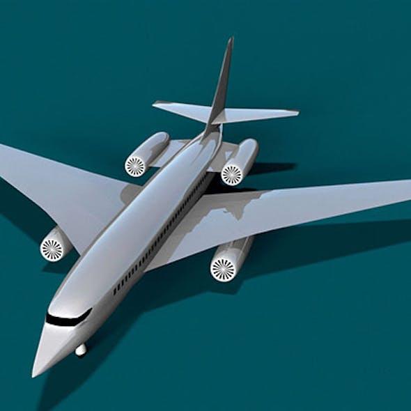 New Aircraft Design Concept