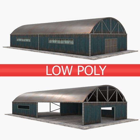 Warehouses Pack - Blue