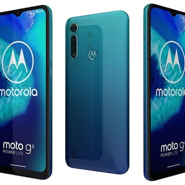 Motorola Moto G8 Arctic Blue
