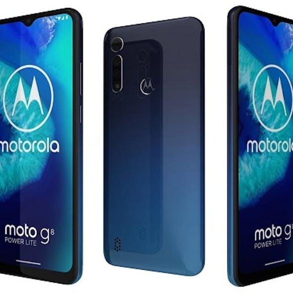 Motorola Moto G8 Royal Blue